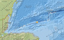 Động đất 7,8 độ Richter ở Caribbean, cảnh báo sóng thần