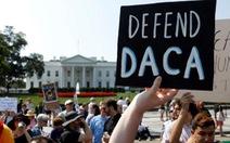 Cả triệu người nhập cư trẻ sẽ bị đuổi khỏi Mỹ nếu hủy DACA