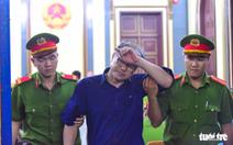 Bị cáo Phạm Công Danh: 'Tôi đã quá bức xúc với lãi ngoài'