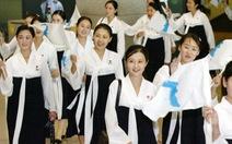 Ngắm 'binh đoàn mỹ nữ' Triều Tiên trong các kỳ thể thao