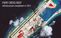 Biển Đông nổi sóng ngay từ đầu năm