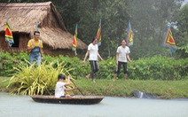 'Gia đình siêu đẳng': vừa chơi, vừa học sử Việt