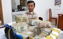 Gom lúa từ Campuchia nhập lậu vào Việt Nam kiếm tiền tỉ