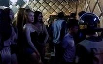 Lại phát hiện 80 thanh niên 'dính' ma túy trong bar ở Biên Hòa