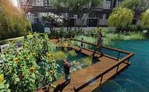 Khám phá công viên độc đáo tại Hưng Phát Green Star