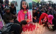 Hung thủ hiếp, giết bé gái 7 tuổi ở Pakistan từng ra tay 8 lần