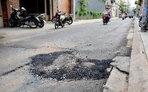 Xử phạt 22 nhà thầu đào đường cẩu thả gây cản trở giao thông