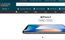 Lazada phân phối các sản phẩm Apple chính hãng tại Việt Nam