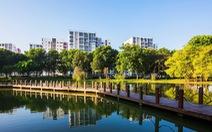 Nước - yếu tố phong thủy được người Việt chú trọng