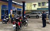 Cây xăng bán xăng lẫn nước, hàng loạt xe chết máy