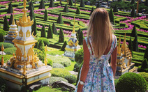 Kỳ thú vườn thực vật lớn nhất Thái Lan