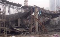 Bộ Xây dựng vào cuộc vụ sập giàn giáo làm chết 3 người