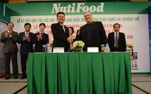 NutiFood tấn công thị trường sữa 'cực kỳ khó tính' Hoa Kỳ