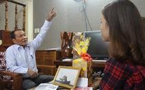 UBND huyện Hoàng Sa thăm 15 nhân chứng sống Hoàng Sa