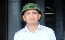 Cách chức Phó Chủ tịch UBND Thanh Hóa Ngô Văn Tuấn