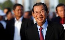 Thủ tướng Hun Sen: không cần quốc tế công nhận bầu cử