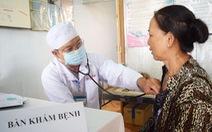 Mô hình bác sĩ gia đình khó làm dịch vụ tại nhà