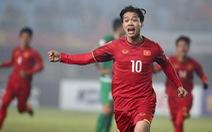 Clip tình huống đáng nhớ chiến thắng kịch tính U23 VN - Iraq