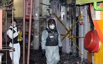 Say xỉn, phóng hỏa đốt nhà nghỉ làm chết 5 người ở Hàn Quốc