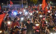 Phó Thủ tướng chỉ đạo ngăn đua xe sau trận thắng U23 Việt Nam