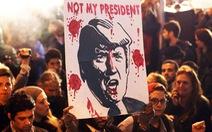 Cả nước Mỹ biểu tình phản đối Tổng thống Trump
