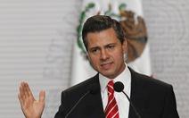 Mexico 'đón' kỷ lục không mong đợi: 25.000 vụ giết người năm 2017