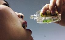 Nhức răng đau lợi cũng dùng dầu gió, coi chừng!