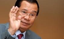 Thủ tướng Campuchia chỉ trích truyền thông đưa tin giả