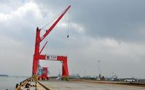 Khánh thành cảng Thị Vải 20 năm sau khi cấp phép đầu tư