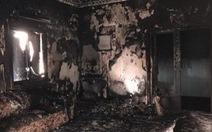 Cháy nhà, 7 trẻ là anh em ruột chết thương tâm