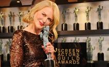 Nicole Kidman giành chiến thắng tại SAG Award