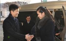Biểu tình phản đối Triều Tiên dự Olympic ở Hàn Quốc