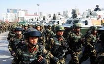 Trung Quốc xây 'Vạn Lý Trường Thành' ở Tân Cương