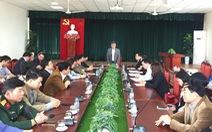 Hải Phòng cách chức chủ tịch UBND huyện An Lão