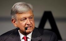 Bầu cử Mexico: các ứng viên chống Trump để lấy điểm
