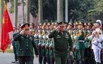 Việt - Nga thúc đẩy hợp tác kỹ thuật quân sự