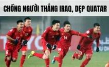 Nhịn cười không nổi cách bạn đọc TTO mừng U23 Việt Nam