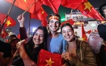 CĐV ngoại đặt niềm tin vào 'cơn địa chấn U23 Việt Nam'
