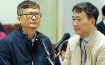 Ông Trịnh Xuân Thanh lại hầu toà vì tham ô 14 tỉ đồng