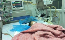 Em bé bị tiêm nhầm đã tử vong