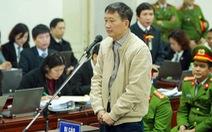 Trịnh Xuân Thanh đổ cho lái xe... tự nhận vali 14 tỷ đồng