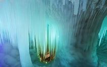 Động băng không bao giờ tan chảy dù nhiệt độ cao