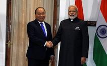 Việt Nam đánh giá cao lập trường của Ấn Độ về Biển Đông