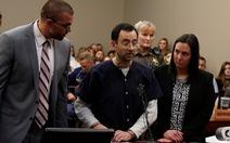 Bác sĩ Mỹ lạm dụng đến 150 nữ VĐV lãnh 'án tử'