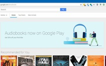 Google bán sách nói trên Android, iOS và Google Home
