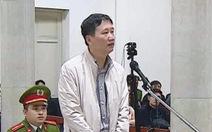 Trịnh Xuân Thanh đề nghị thực nghiệm đưa 14 tỉ đồng vào vali