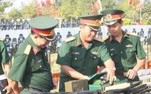 Trung đoàn trưởng trẻ nhất Quân khu 7