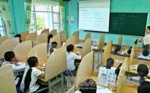 Chương trình môn Ngoại ngữ mới: Phát triển đường hướng giao tiếp
