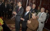 Một ngày của Bộ trưởng Quốc phòng Mỹ James Mattis ở Hà Nội