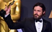 Bê bối tình dục, Casey Affleck từ chối giới thiệu giải thưởng ở Oscar